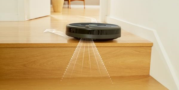 iRobot Roomba 676 szintkülönbség érzékelő