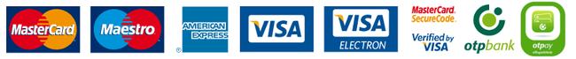 Rodzaj kart bankowych