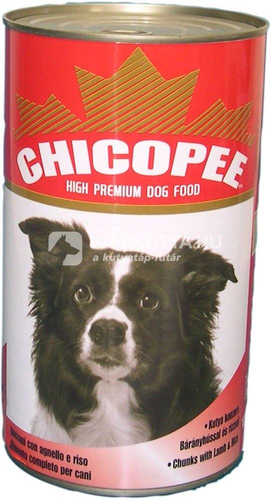 chicopee dose lamm und reis hund dosen nassfutter chicopee von petissimo. Black Bedroom Furniture Sets. Home Design Ideas