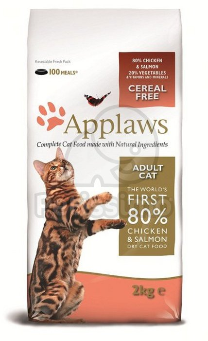 applaws cat adult mit h hnchen lachs katze. Black Bedroom Furniture Sets. Home Design Ideas