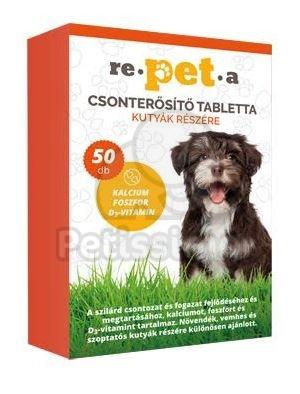 debdd548c522 Repeta csonterősítő tabletta kutyák részére | Kutya ...
