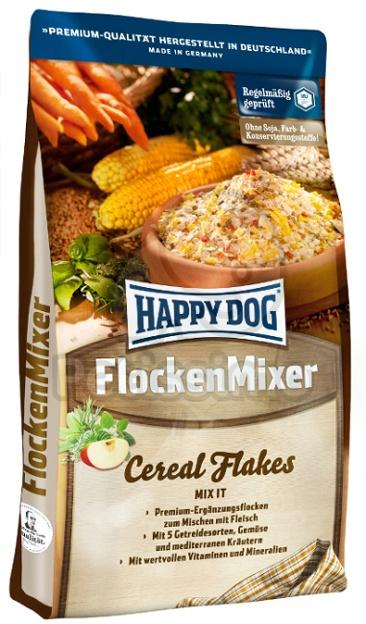 happy dog flocken mixer hund trockenfutter happy dog naturcroq von petissimo. Black Bedroom Furniture Sets. Home Design Ideas
