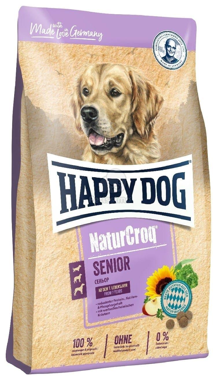 happy dog naturcroq senior kutya sz razeledelek happy dog naturcroq petissimo web ruh z. Black Bedroom Furniture Sets. Home Design Ideas