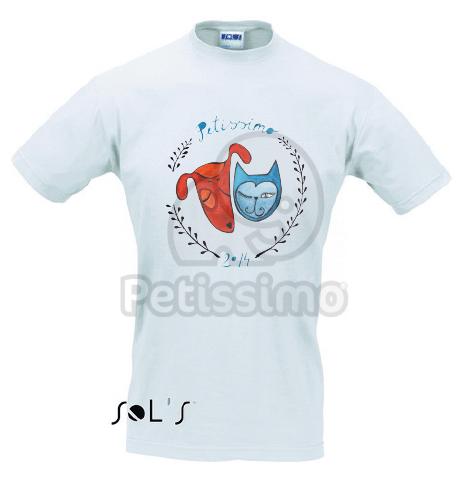 f163763e6c Petissimo Original férfi póló - fehér | Gazdi | Petissimo pólók ...