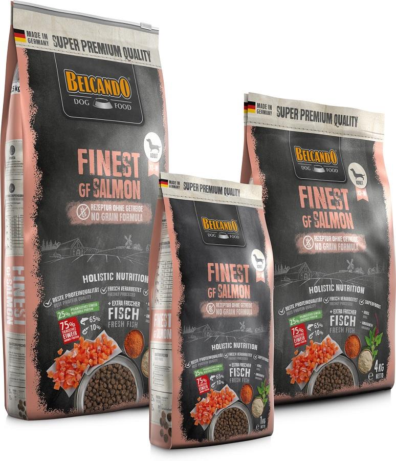 Belcando Finest Grain-Free Salmon 12,5 kg
