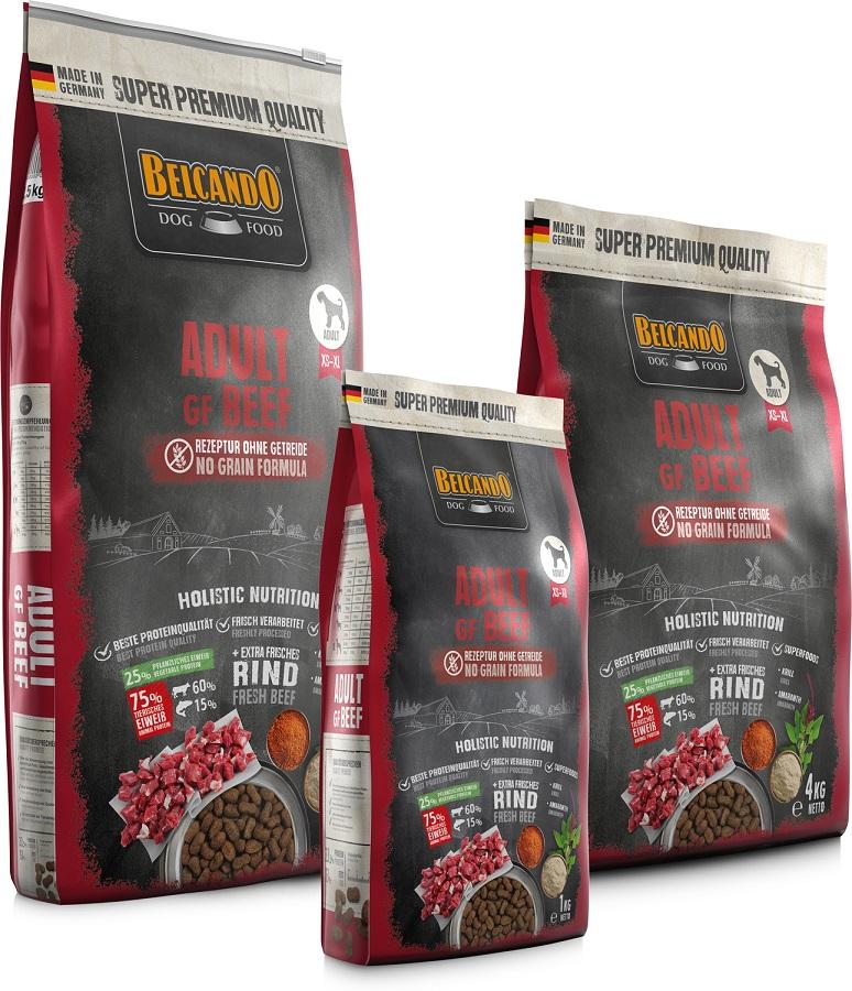 Belcando Adult Grain-Free Beef 12,5 kg