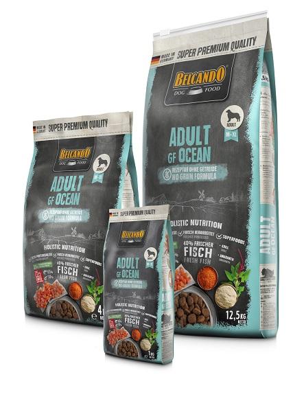 Belcando Adult Grain-Free Ocean 12,5 kg