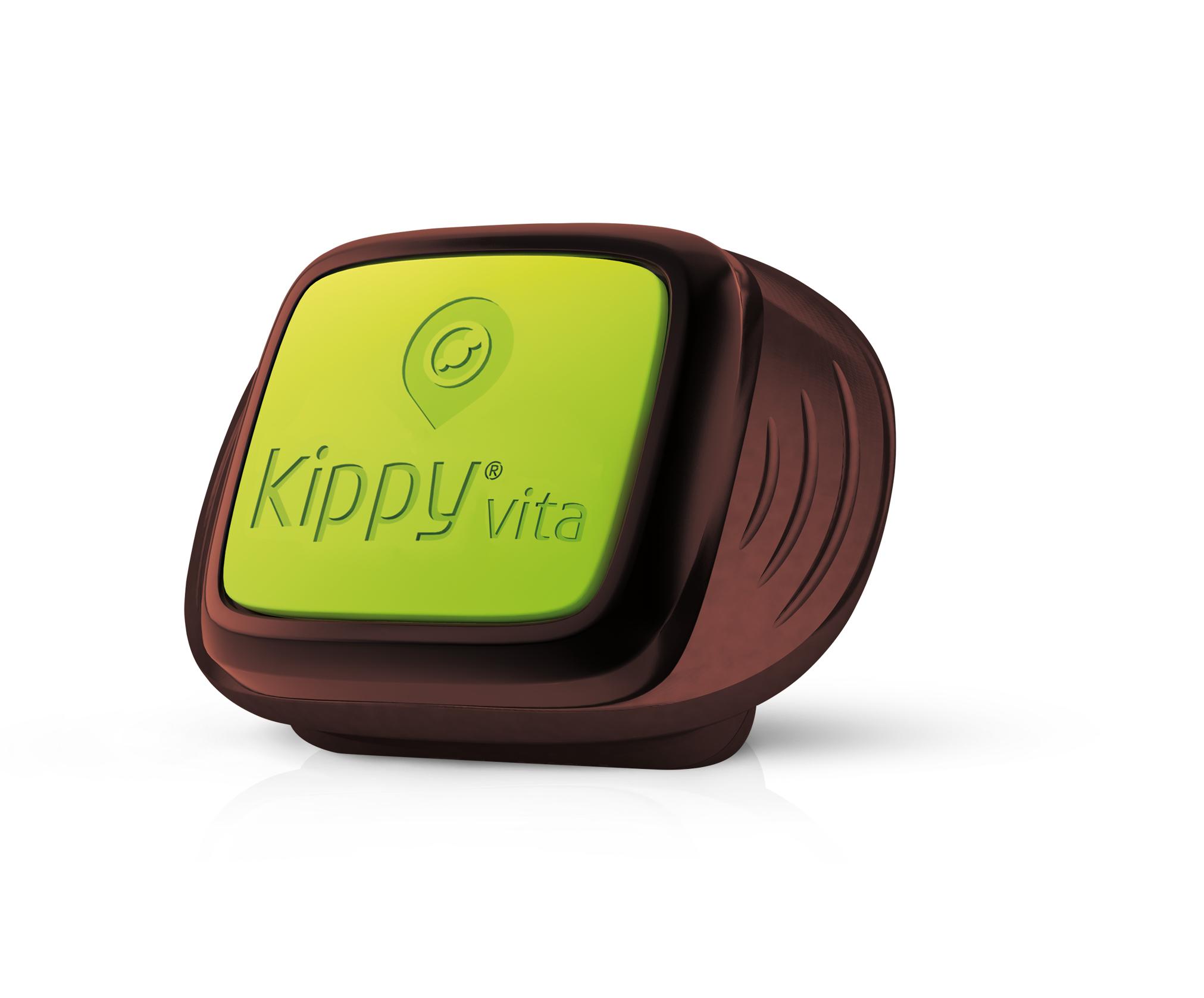 Kippy Vita GPS Nyomkövető Green Eye