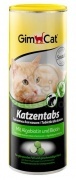 GimCat Katzentabs tablety s riasami 710 ks