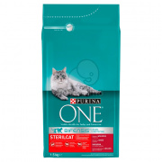 Purina ONE Bifensis Adult Sterilcat Beef 1,5 kg
