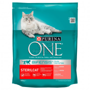 Purina ONE Bifensis Adult Sterilcat Salmon