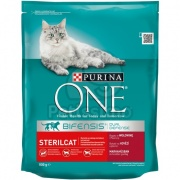 Purina ONE Adult Sterilcat Beef 0,8 kg