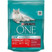Purina ONE Adult Sterilcat Beef