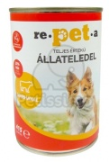 Repeta Classic Hundefutter in Dose mit Rind