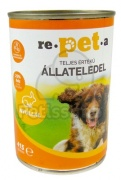 Repeta Classic Hundefutter in Dose mit Kaninchen