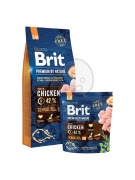 Brit Premium by Nature Senior S/M 15 kg