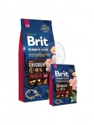 Brit Premium by Nature Senior L/XL 15 kg