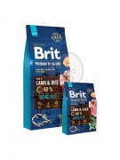 Brit Premium by Nature Sensitiv Lamb 3 kg