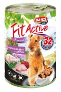 Fit Active Goose & Rabbit mokra hrana za pse
