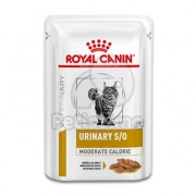Royal Canin Feline Urinary S/O Moderate Calorie Wet - Alutasakos