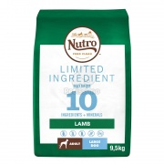 Nutro Limited Ingredient Diet Adult Large Lamb 9,5 kg