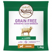 Nutro Grain Free Puppy Medium Lamb 1,4 kg