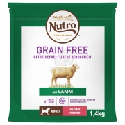 Nutro Grain Free Adult Small Lamb 1,4 kg