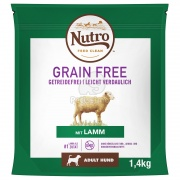 Nutro Grain Free Adult Medium Lamb 1,4 kg