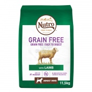 Nutro Grain Free Adult Medium Lamb 11,5 kg