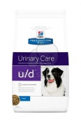 Hill's Prescription Diet u/d Urinary Care Trockenfutter für Hunde