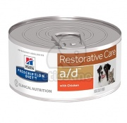 Hill's Prescription Diet a/d Restorative Care für Hunde und Katzen - Dose