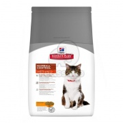 Hill's SP Feline Adult Hairball Controll mit Huhn 1,5 kg