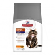 Hill's Science Plan Mature Adult 7+ Hairball Control suché krmivo pre mačky 1,5 kg