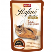 Animonda Cat Rafiné Soupe Adult, mit Kalb in Bratensauce