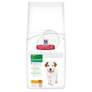 Hill's Science Plan Puppy Healthy Development™ Mini suha pasja hrana 1 kg
