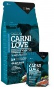 Brit Carni Love Salmon & White Fish 2 x 12 kg