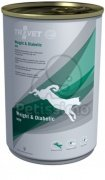 Trovet Weight And Diabetic Dog Konzerva (WRD) 400 g