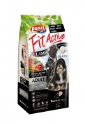 Fit Active Hypoallergenic BlackDogs Lamb, Fish & Apple, Rice 1,5 kg