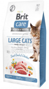 Brit Care Large Cats Power Vitality 7 kg