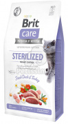 Brit Care Sterilized Weight Control 7 kg