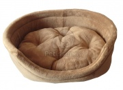 Dog Wood Alabama Hundebett, beige