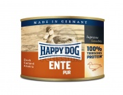 Happy Dog Ente Pur Dose