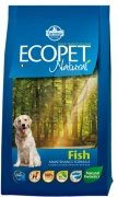Ecopet Natural Adult Fish 2,5 kg