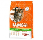 Iams Cat Adult Rich in Lamb & Chicken 15 kg