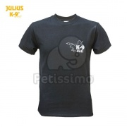 Julius-K9 UNIT T-Shirt, schwarz