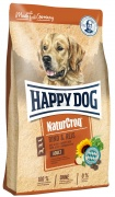 Happy Dog NaturCroq Rind & Rice 15 kg