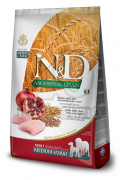 N&D Ancestral Grain Dog Adult Medium & Maxi Chicken & Pomegranate 2,5 kg