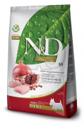 N&D Prime Dog Adult Mini Chicken & Pomegranate 2,5 kg