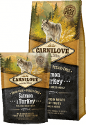 CarniLove Adult Large Salmon & Turkey 12 kg