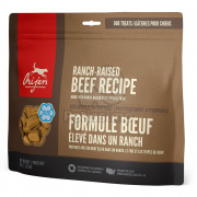 Orijen Freeze Dried Ranch-Raised Beef Recipe pochúťky pre psov 42,5 g